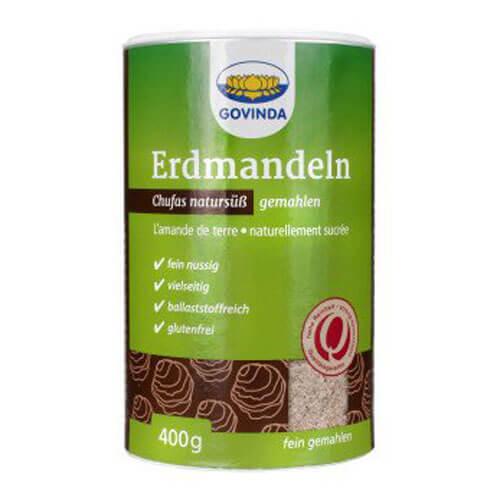 GOVINDA Erdmandeln/Chufas Bio Ds 400 g
