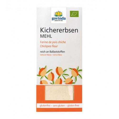 GOVINDA Kichererbsenmehl Bio 350 g