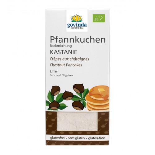 GOVINDA Kastanien Pfannkuchen Mix Bio 350 g