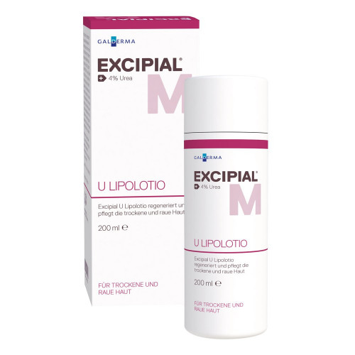 EXCIPIAL U Lipolotio ohne Parfum Fl 200 ml