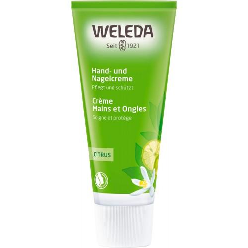 WELEDA CITRUS Hand- und Nagelcreme 50 ml