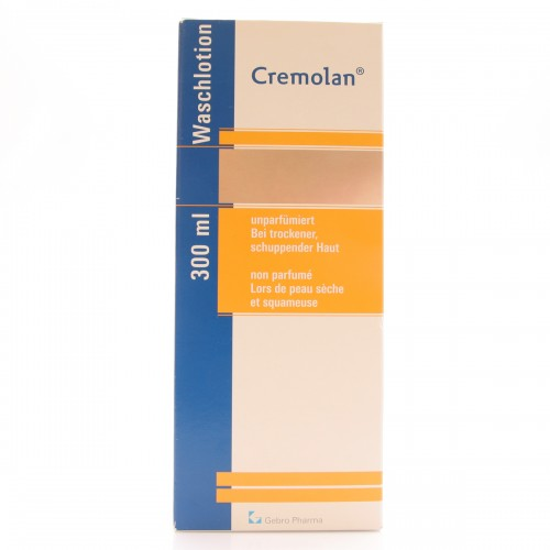 CREMOLAN Waschlotion Fl 300 ml