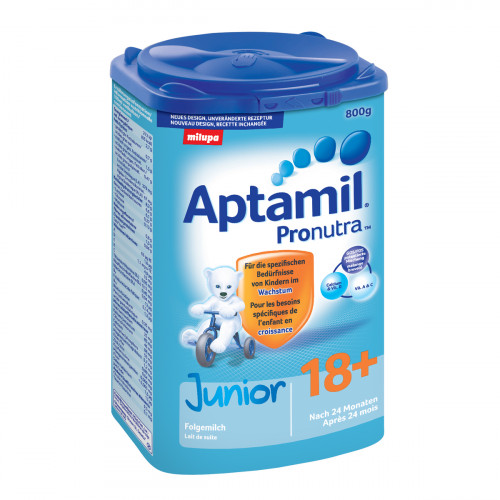 MILUPA Aptamil Junior 18+ EaZypack 800 g