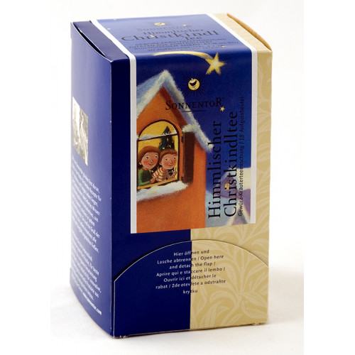 SONNENTOR Himmlisch Christkindl Tee Doppelk 18 Btl