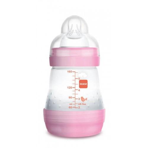 MAM Easy Start Anti-Colic Flasche 160ml 0+m Girl