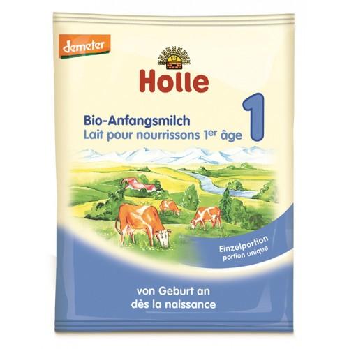 HOLLE Bio-Anfangsmilch 1 Bio Prob Pack 3 Btl 20 g
