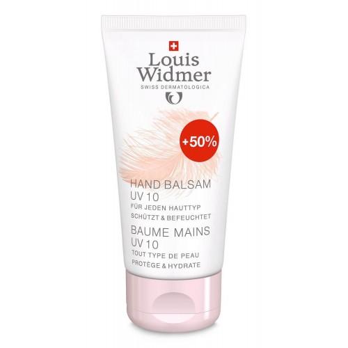 WIDMER Baume Mains UV 10 Parf 75 ml