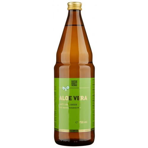 NATURKRAFTWERKE Aloe Vera Saft Bio 750 ml