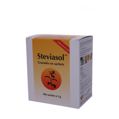 STEVIASOL Granulat 100 Btl 1 g