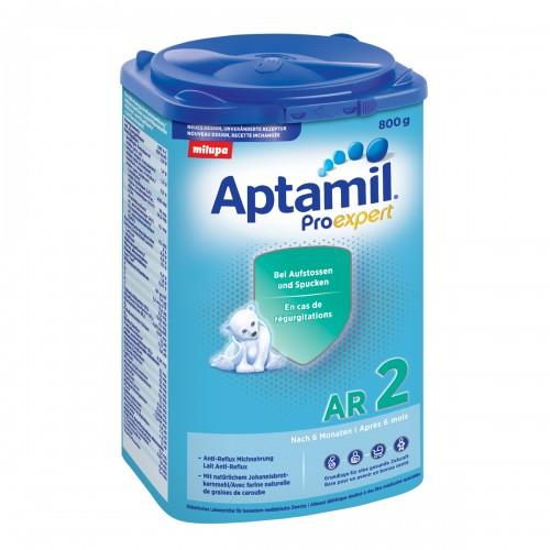 MILUPA Aptamil AR2 Spezial Folgemilch 800 g
