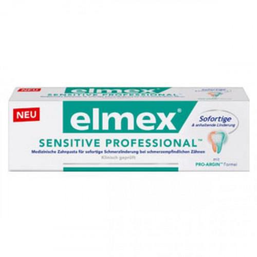 ELMEX SENSITIVE PROF Zahnpasta Duo 2 Tb 75 ml