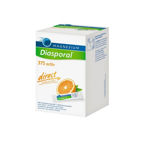 MAGNESIUM DIASPORAL Activ Direct orange 60 Stk