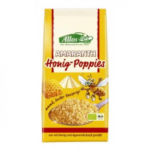 ALLOS Amaranth Honig Poppies Bio 300 g
