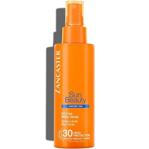 LANCASTER SUN BEAUTY Body Oil Free Milk Spf30 150 ml