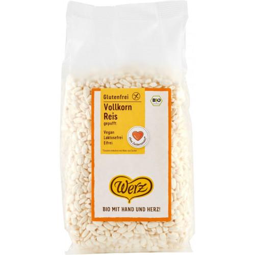 WERZ Reis gepufft glutenfrei Bio 125 g