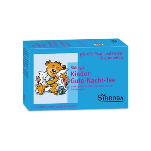 SIDROGA Kinder-Gute-Nacht-Tee 20 Btl 1.5 g