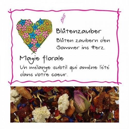 HERBORISTERIA Blütenzauber-Tee im Sack