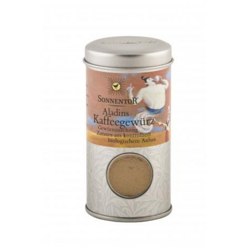 SONNENTOR Aladins Kaffeegewürz Streudose 35 g
