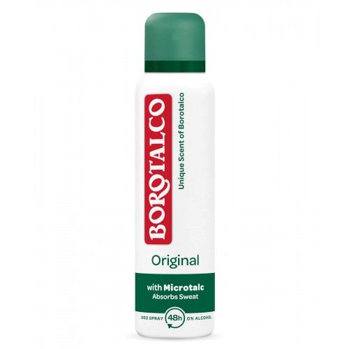 BOROTALCO Deo Original Spray 150 ml
