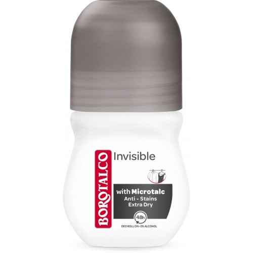 BOROTALCO Deo Invisible Roll on 50 ml