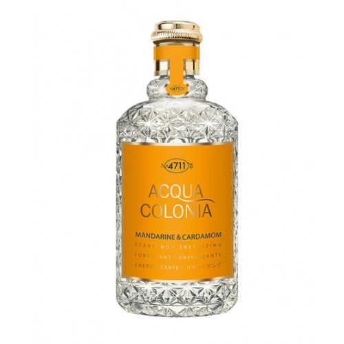 4711 ACQUA COLONIA Mandarine&Cardamom EDC 170 ml