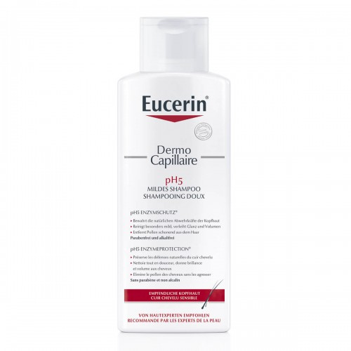 EUCERIN DermoCapillaire ph5 mildes Shampoo 250 ml