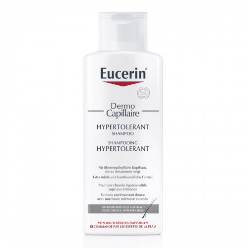 EUCERIN DermoCapillaire hypertolerant Shampoo 250 ml