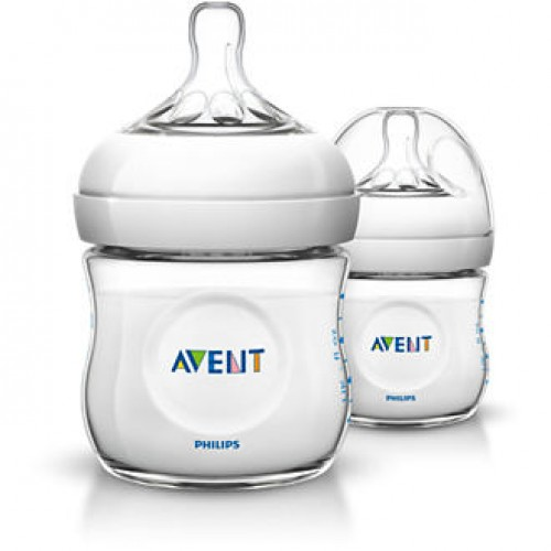 AVENT PHILIPS Naturnah-Flasche 125ml PP