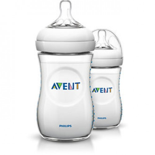 AVENT PHILIPS Naturnah-Flasche 260ml PP
