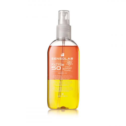 SENSOLAR Sonnenspray o Emulgator LSF25 100 ml