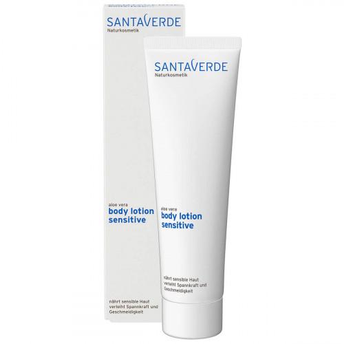 SANTAVERDE body lotion sensitive 150 ml