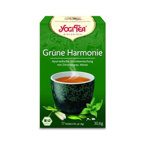 YOGI TEA Grüne Harmonie 17 Btl 1.8 g
