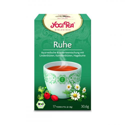 YOGI TEA Ruhe Tee 17 Btl 1.8 g
