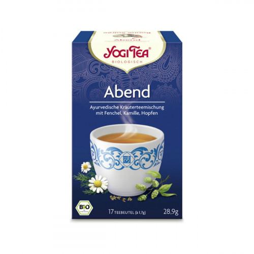 YOGI TEA Abend Tee 17 Btl 1.7 g