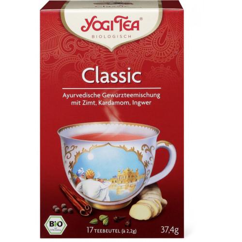 YOGI TEA Classic Cinnamon Spice 17 Btl 2.2 g