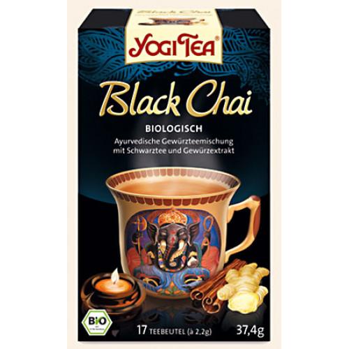 YOGI TEA Black Chai 17 Btl 2.2 g
