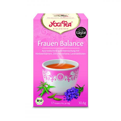 YOGI TEA Frauen Balance 17 Btl 1.8 g