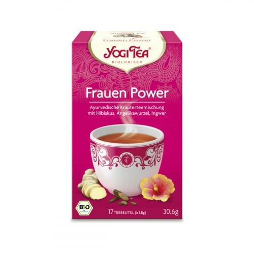 YOGI TEA Frauen Power 17 Btl 1.8 g