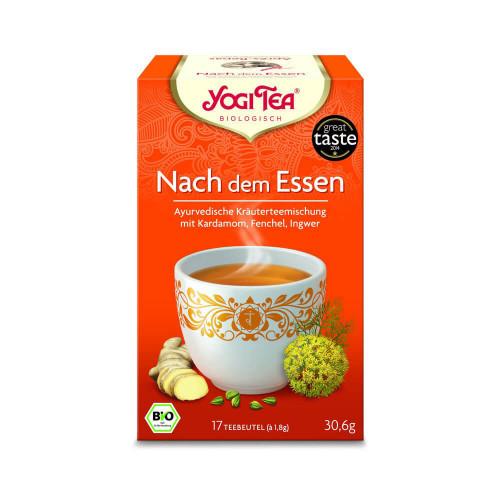 YOGI TEA Nach dem Essen Tee 17 Btl 1.8 g