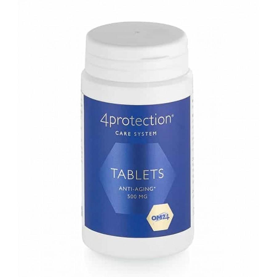Hier sehen Sie den Artikel 4PROTECTION OM24 Tablets 500 mg 120 Stk aus der Kategorie Kurmittel/Nahrungsergänzung. Dieser Artikel ist erhältlich bei apothekedrogerie.ch