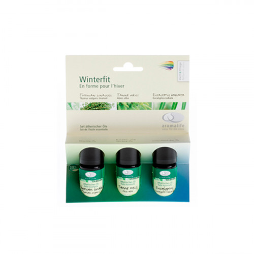 AROMALIFE TOP Set Winterfit 3 x 5 ml