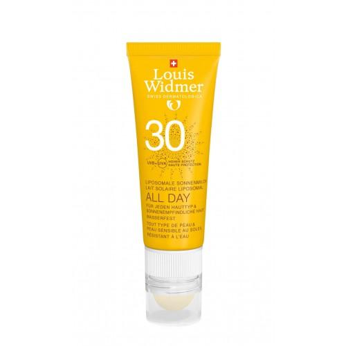 LOUIS WIDMER All Day 30/S Levres UV Parfümiert 25 ml