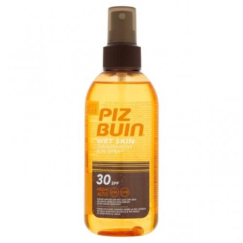 PIZ BUIN Wet Skin Transparent Spray SPF 30 150 ml