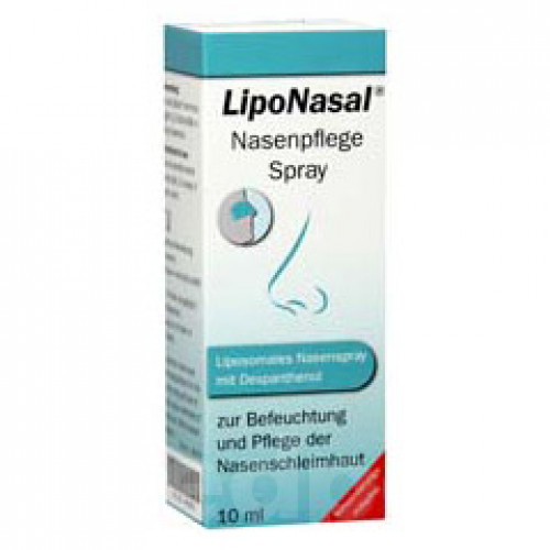 LIPONASAL Nasenpflegespray 10 ml