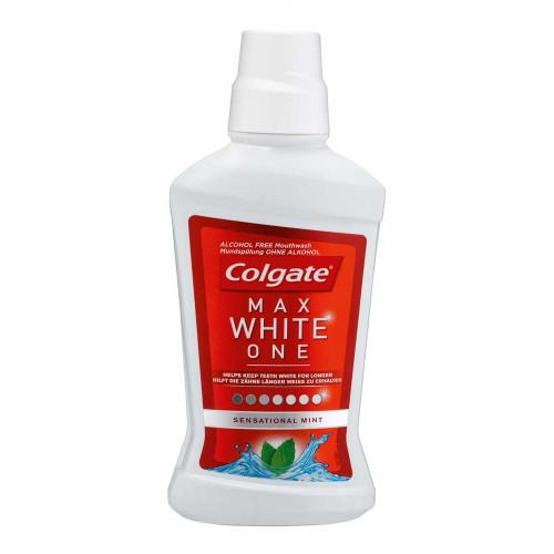 COLGATE Max White Mundspülung 500 ml