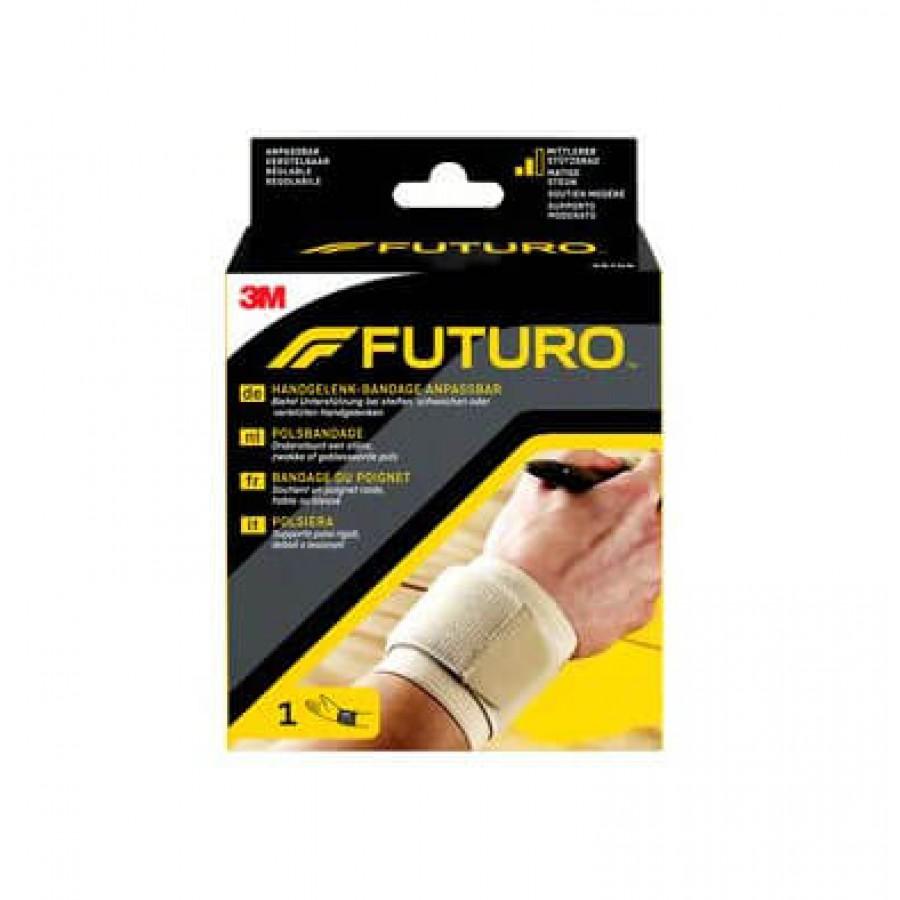 Hier sehen Sie den Artikel 3M FUTURO SPORT Anpassbare Handgelenkbandage aus der Kategorie Handgelenkbandagen. Dieser Artikel ist erhältlich bei apothekedrogerie.ch
