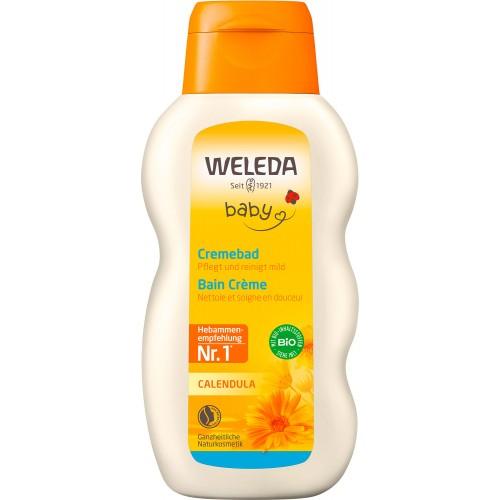 WELEDA BABY Calendula Crèmebad Fl 200 ml