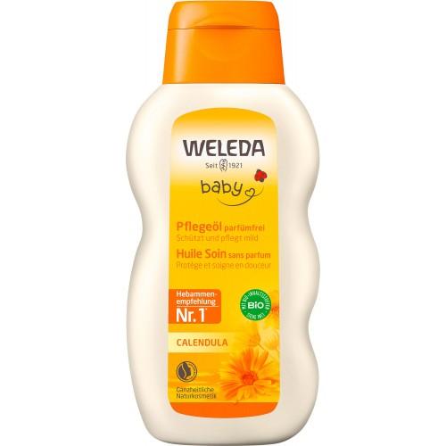 WELEDA CALENDULA Pflegeöl parfümfrei Fl 200 ml