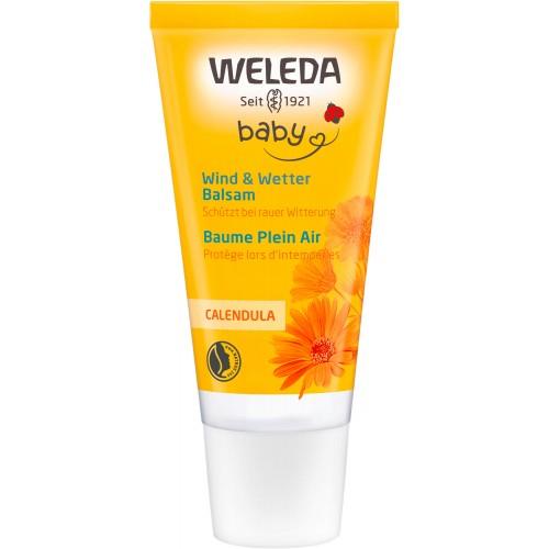 WELEDA CALENDULA Wind & Wetter Balsam Tb 30 ml