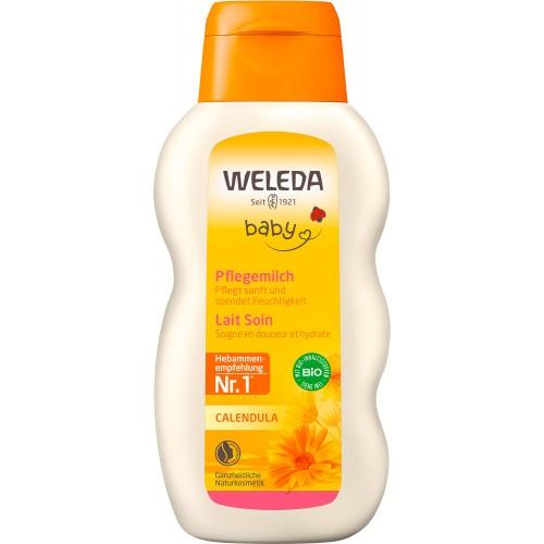WELEDA CALENDULA Pflegemilch Fl 200 ml